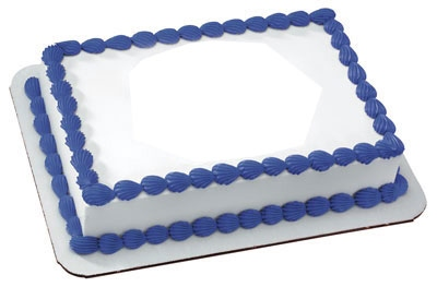Rectangle Layer Cake